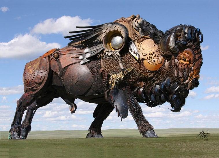 animal sculptures john lopez fy 6