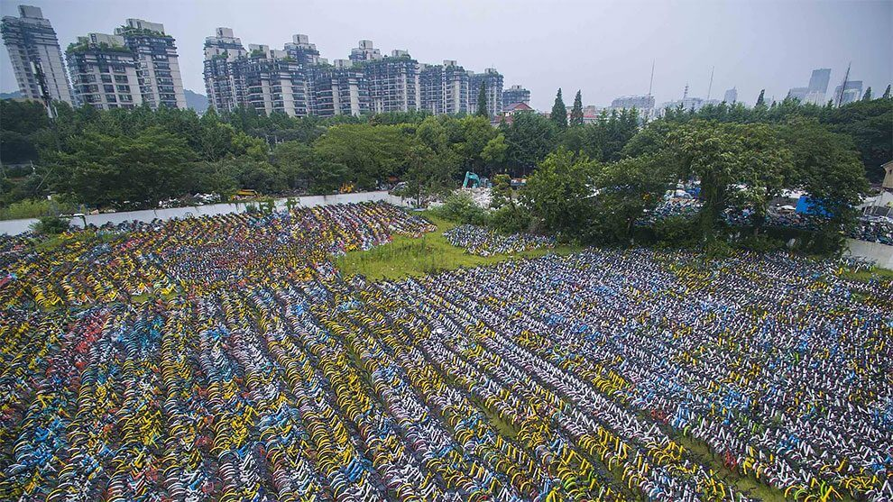bike graveyards china fy 2