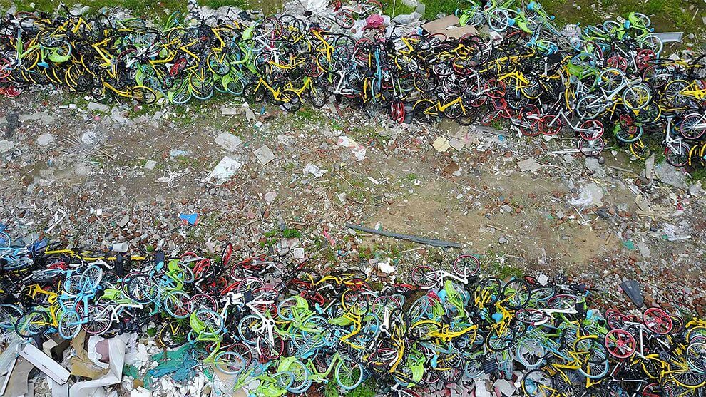 bike graveyards china fy 5