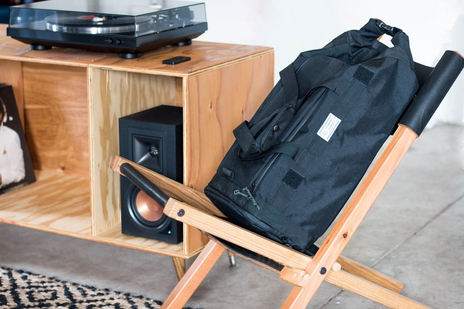 commuter duffle Pack collector lifestyle