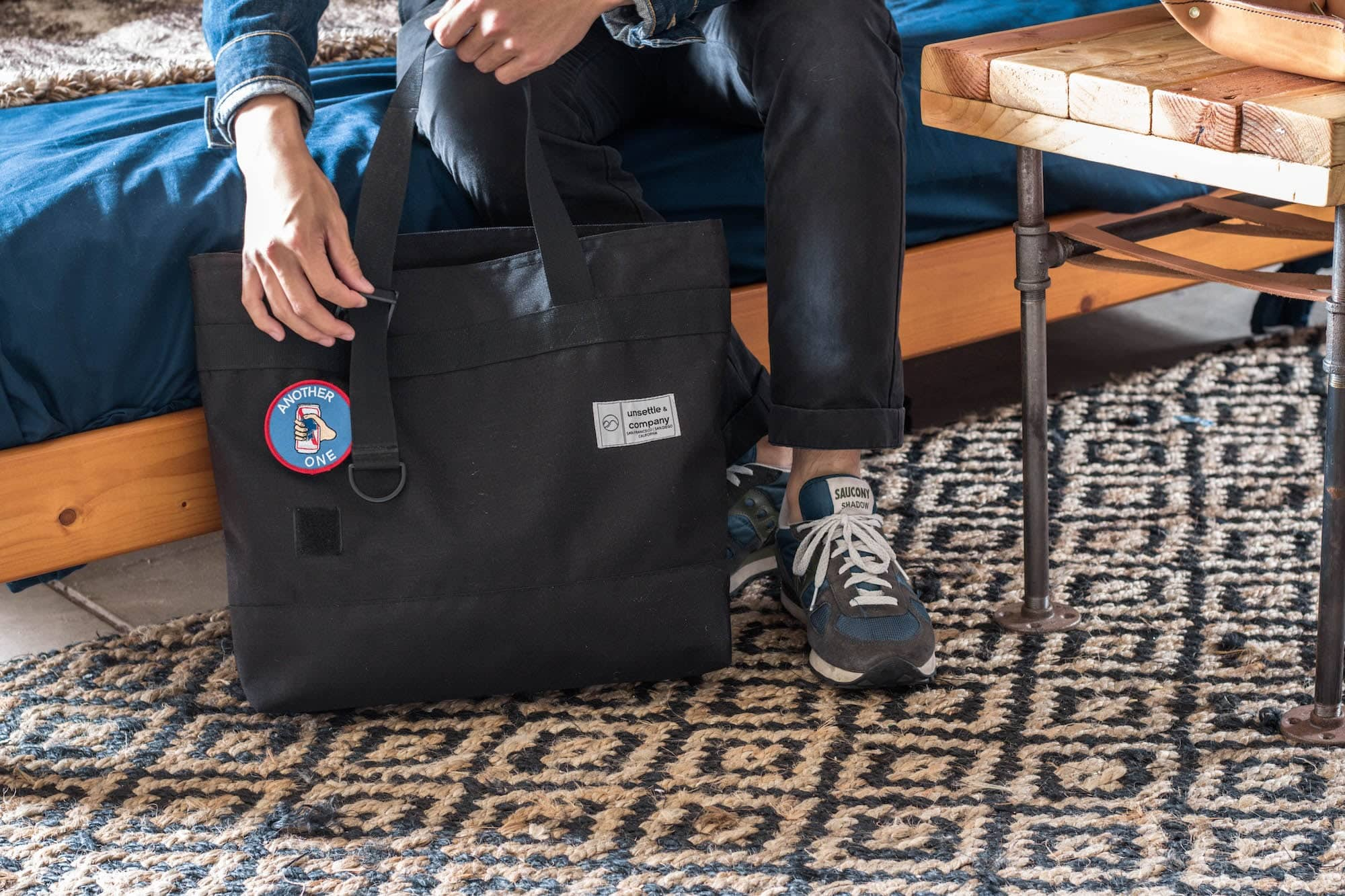 commuter tote bag collector lifestyle 2