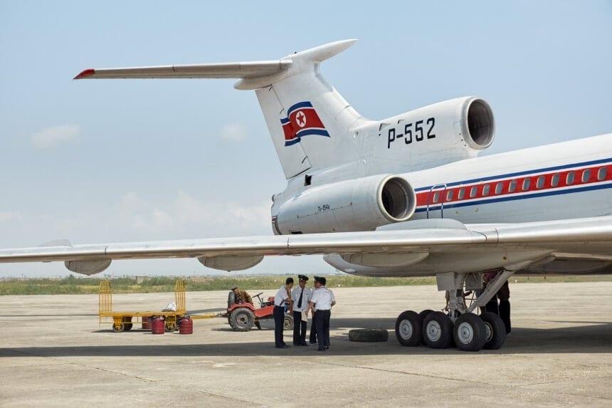 dear sky arthur mebiuss north koreas airline fy 11