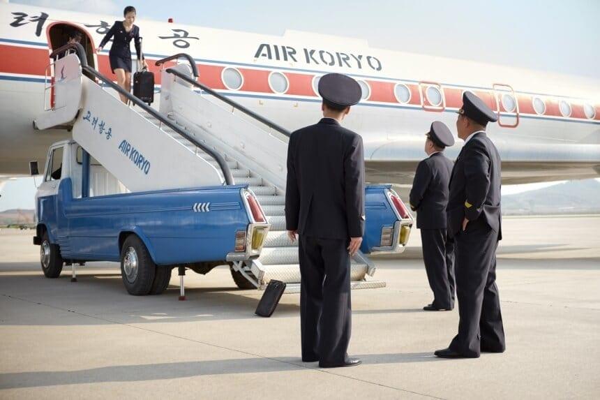 dear sky arthur mebiuss north koreas airline fy 12