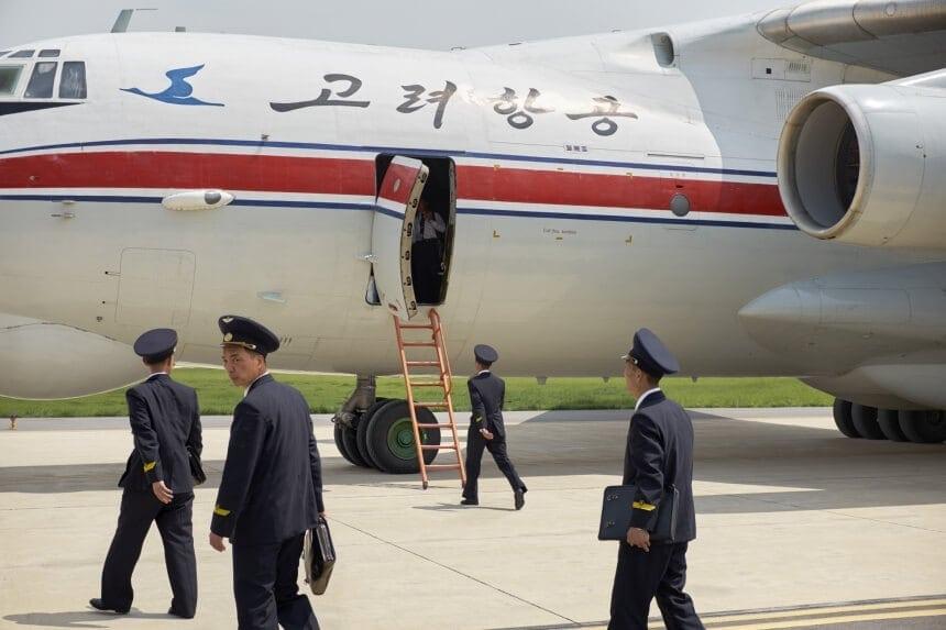 dear sky arthur mebiuss north koreas airline fy 7