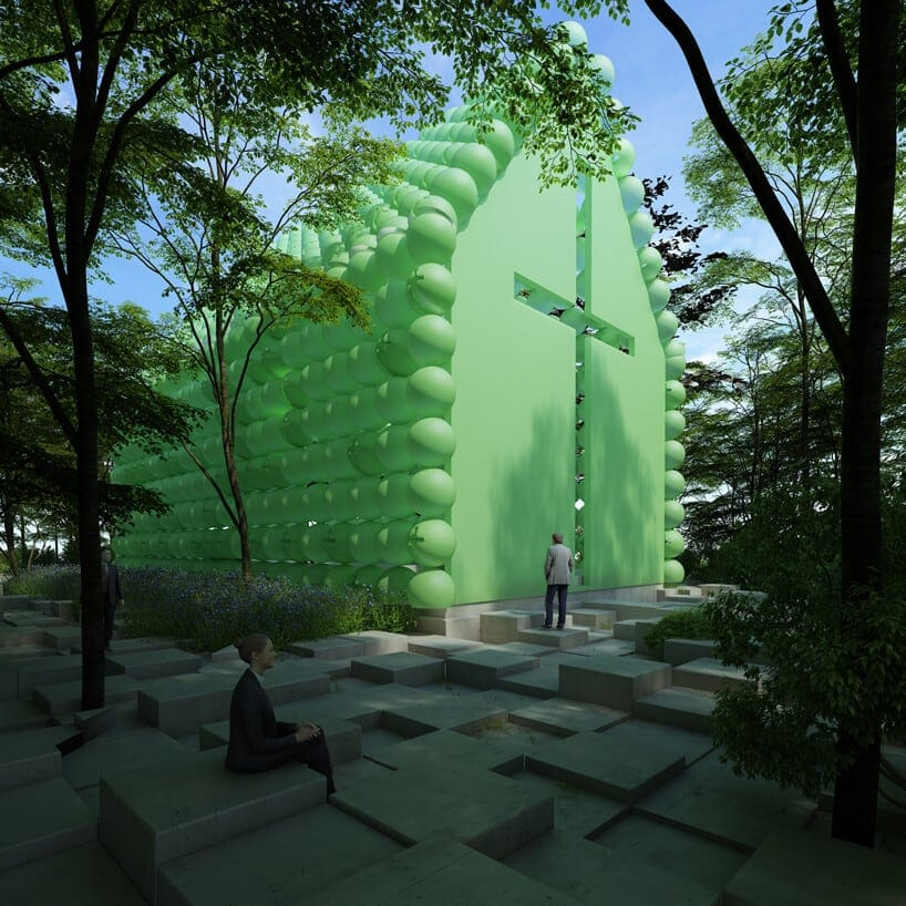 green chapel cyril lancelin fy 10