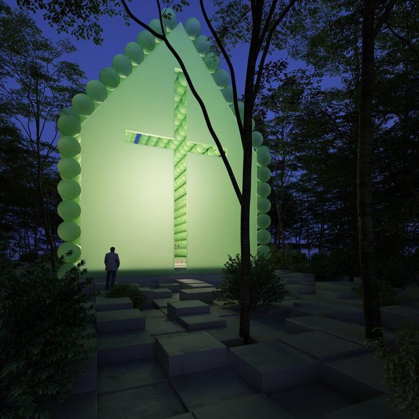 green chapel cyril lancelin fy 2
