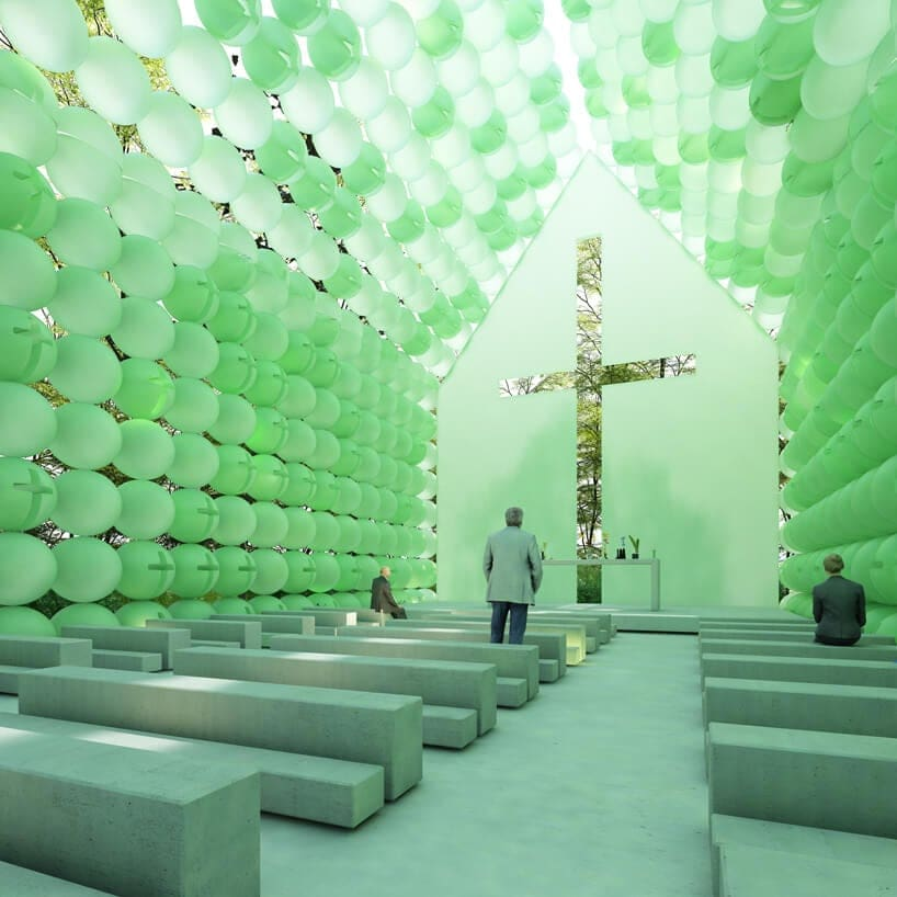 green chapel cyril lancelin fy 6