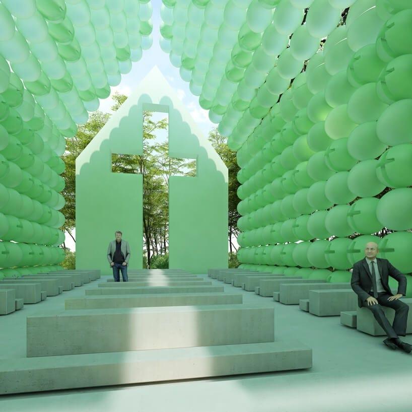 green chapel cyril lancelin fy 7