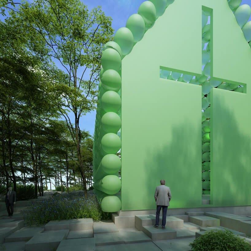 green chapel cyril lancelin fy 9