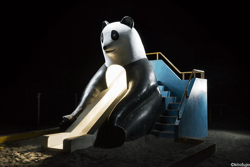 japanese playground equipment at night kito fujio fy 4