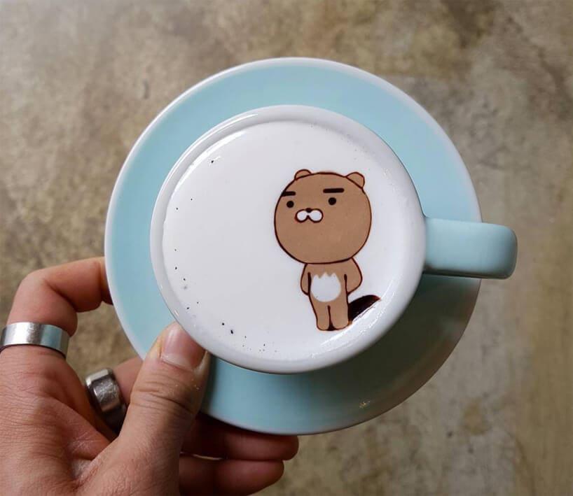 lee kang bin creamart latte art fy 2