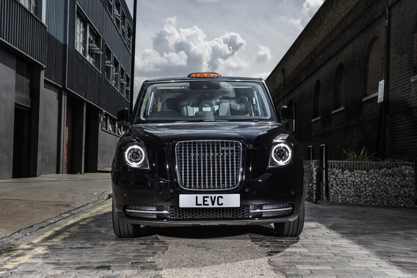 london electric vehicle company electric taxi fy 8