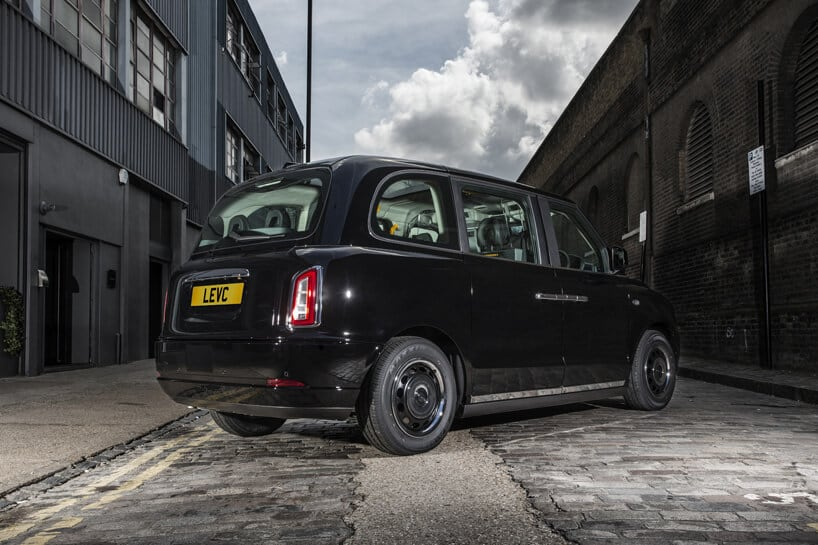 london electric vehicle company electric taxi fy 9