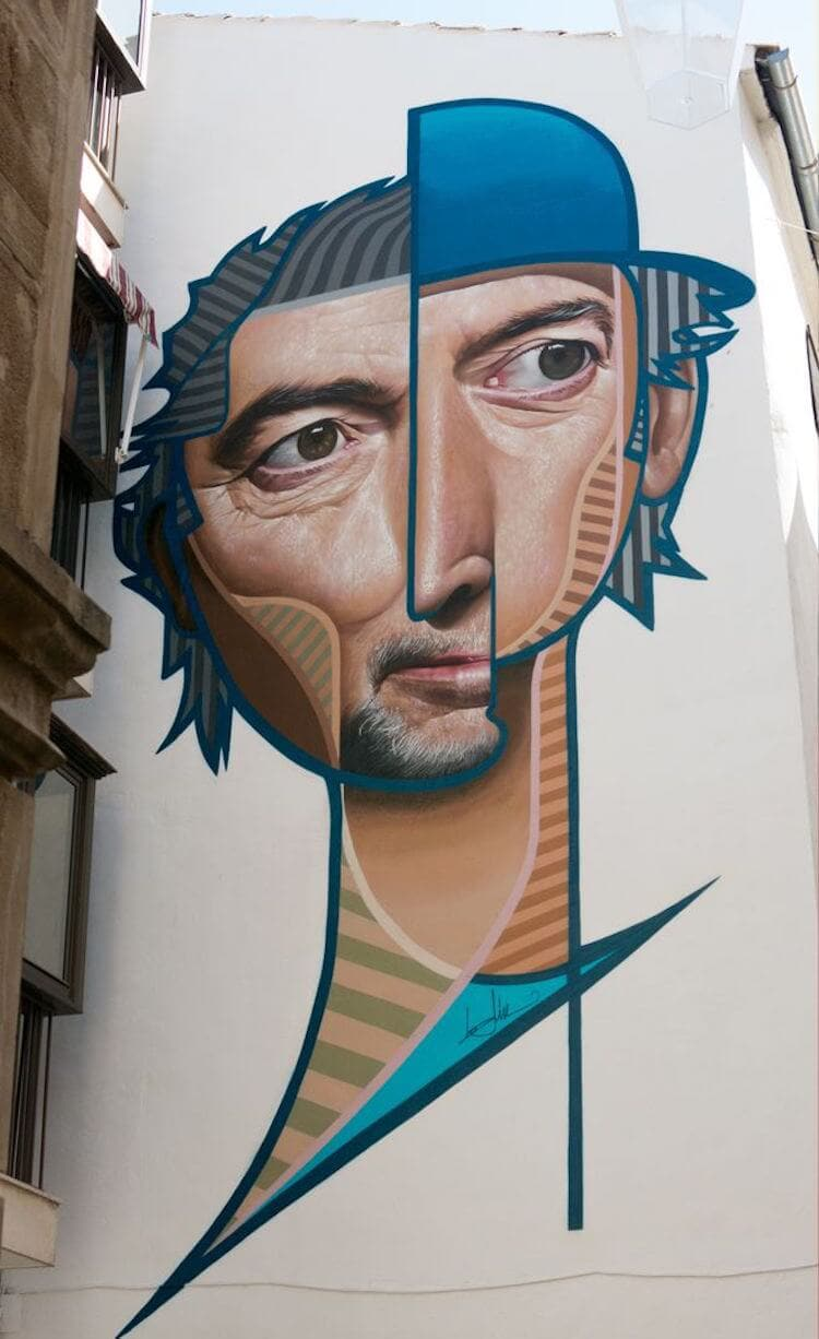 neo post cubism portraits belin fy 11