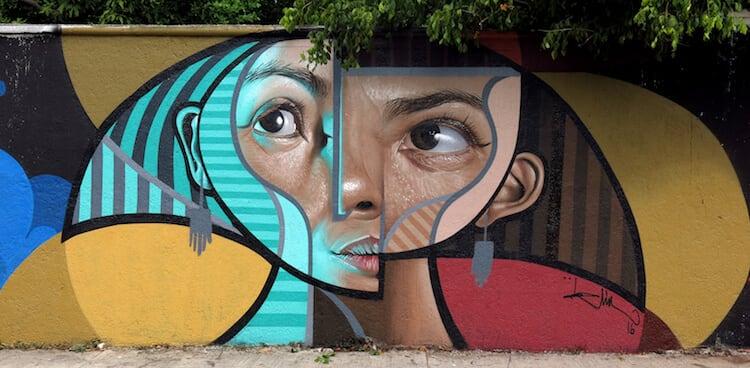 neo post cubism portraits belin fy 3