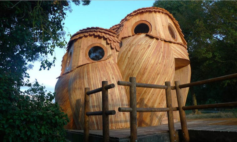 owl cabins bordeaux france 1