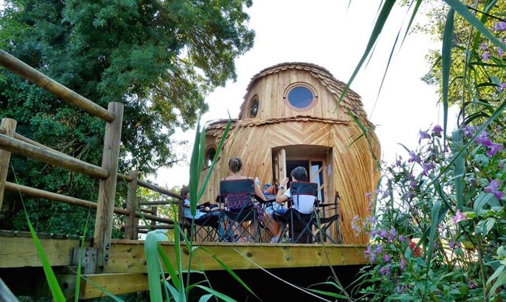 owl cabins bordeaux france 5