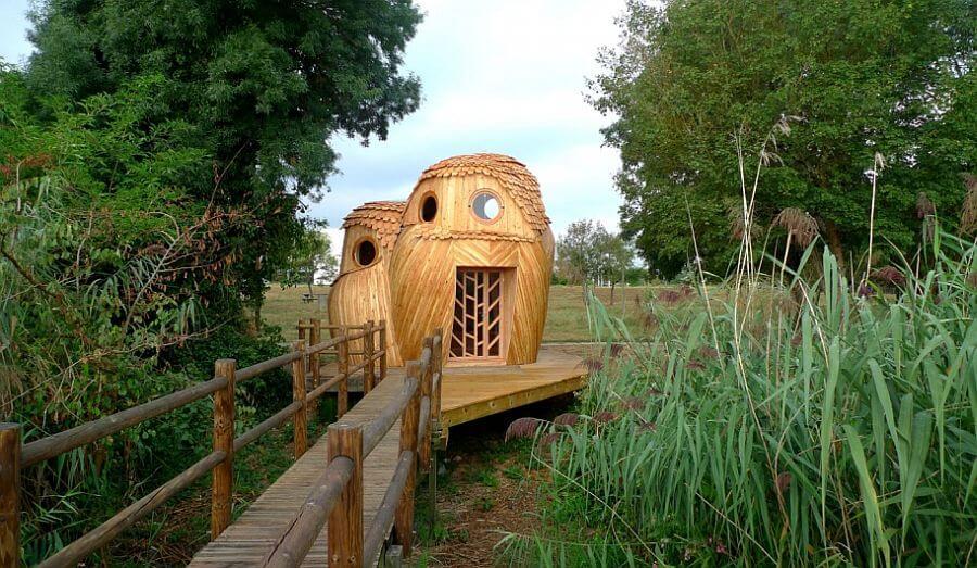 owl cabins bordeaux france 7