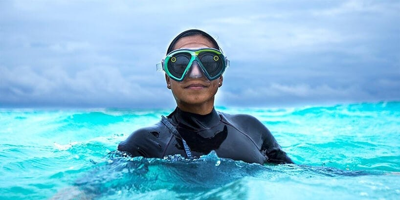 snapchat underwater goggles fy 4