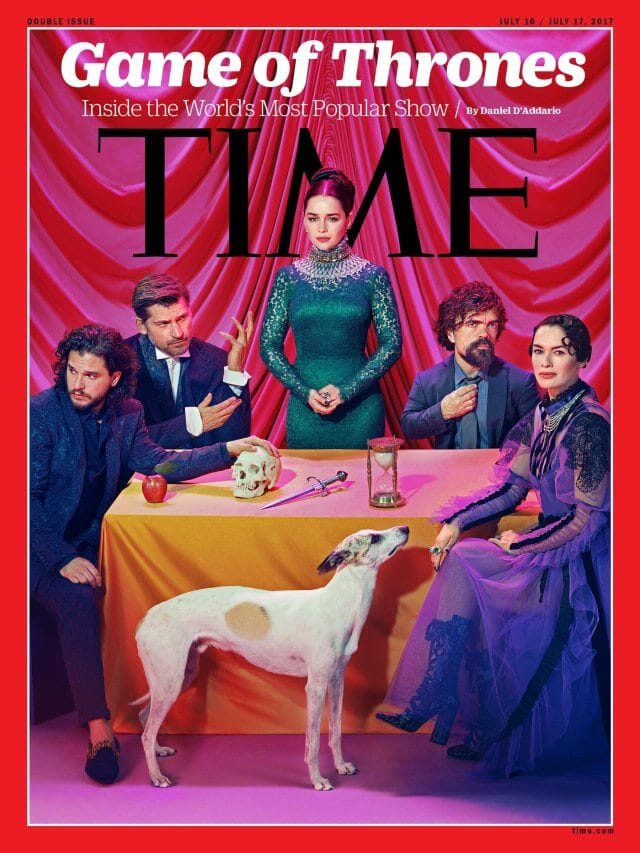 time magazine game thrones cast fy 18