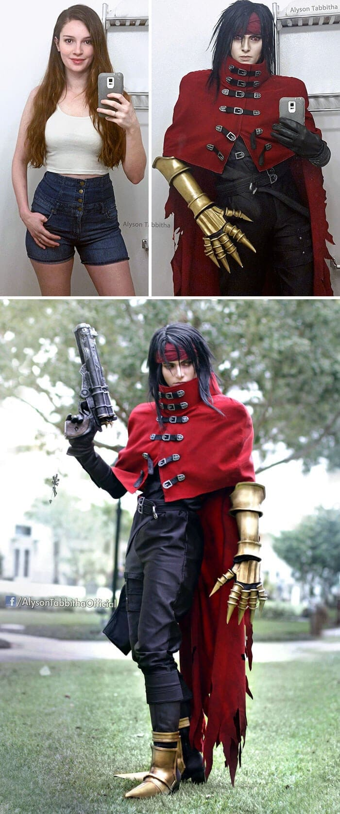 video game anime cosplay alyson tabbitha fy 7