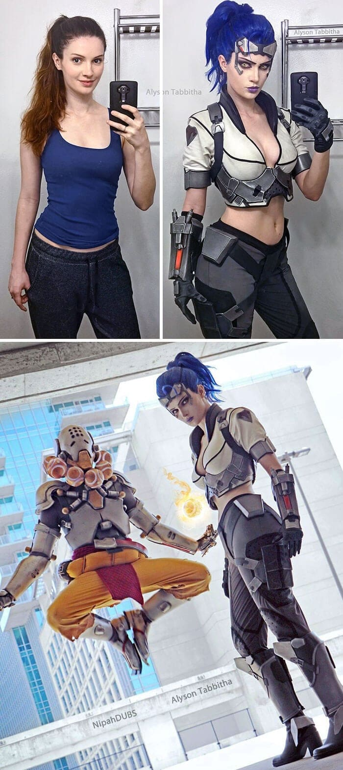 video game anime cosplay alyson tabbitha fy 8