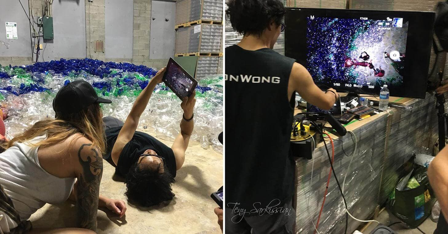 Benjamin Von Wong mermaid fy 10