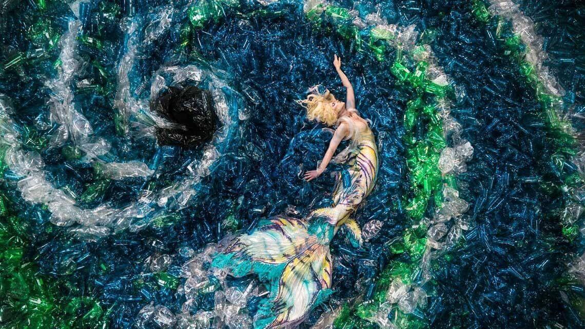 Benjamin Von Wong mermaid fy 11