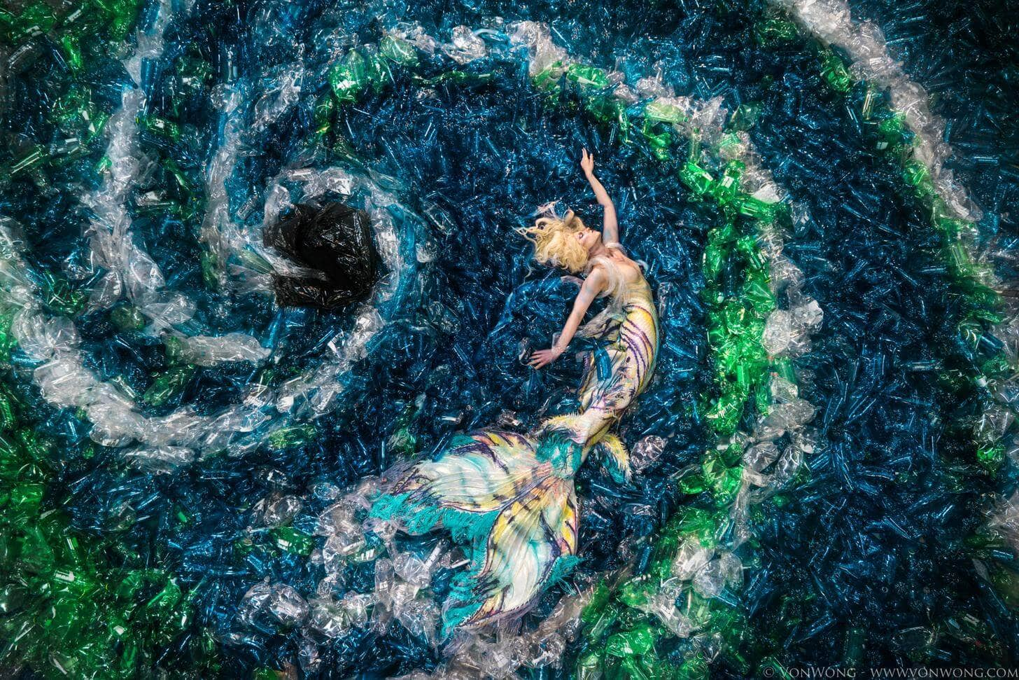 Benjamin Von Wong mermaid fy 8
