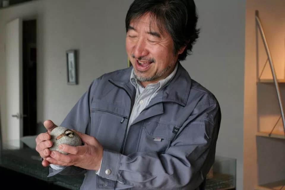 Hirotoshi Ito stones freeyork 12