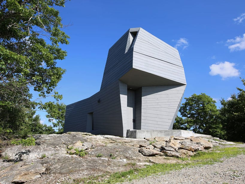 anmahian winton architects private astronomical gemma observatory fy 2