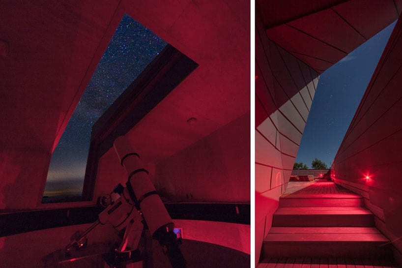 anmahian winton architects private astronomical gemma observatory fy 5