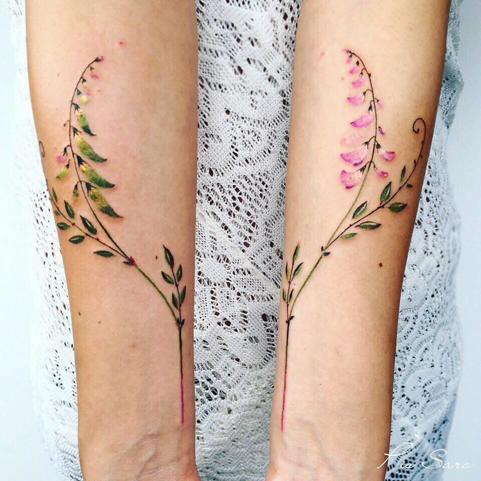 botanical tattoos pis saro freeyork 4