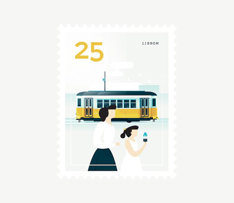 city stamps elen winata freeyork 6