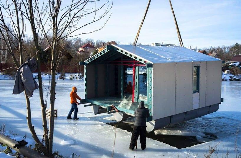 dd16 modular compact house freeyork 2