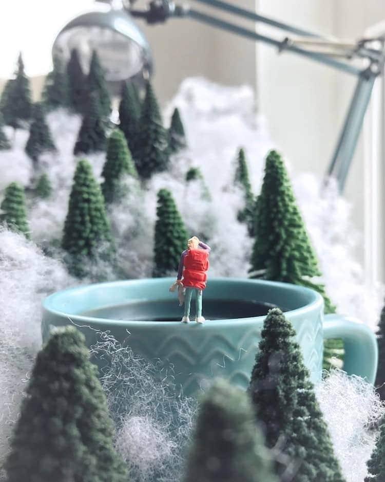 derrick lin tiny sculptures office life fy 13