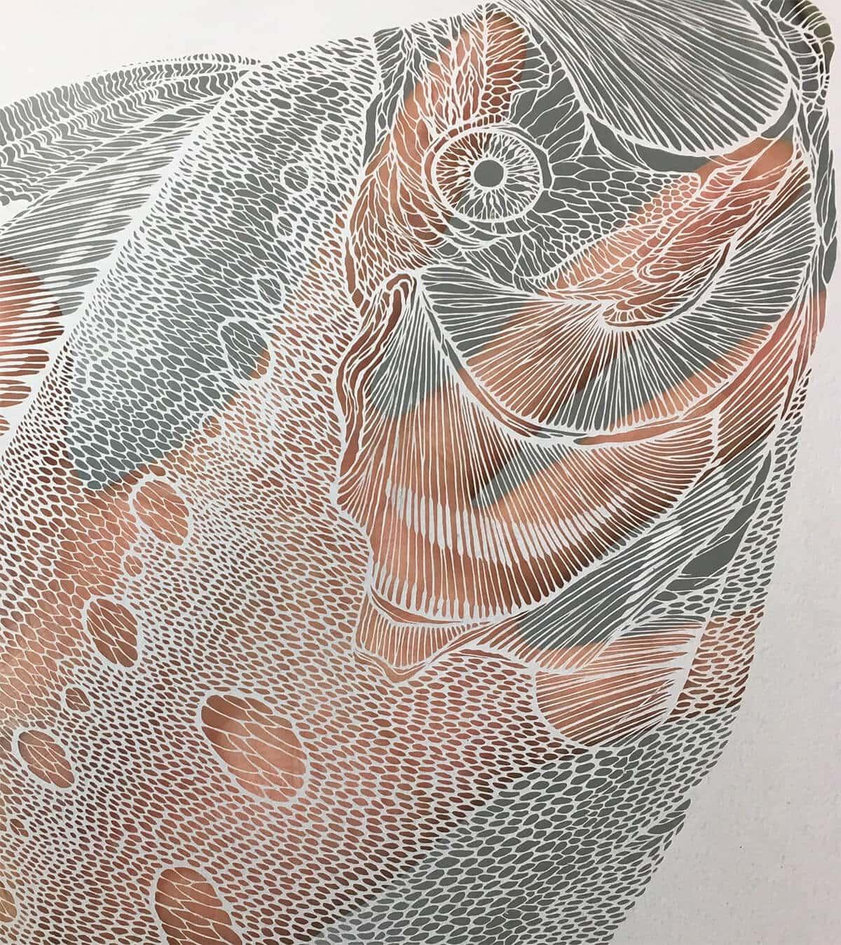 fragile cut paper artworks kiri ken freeyork 3