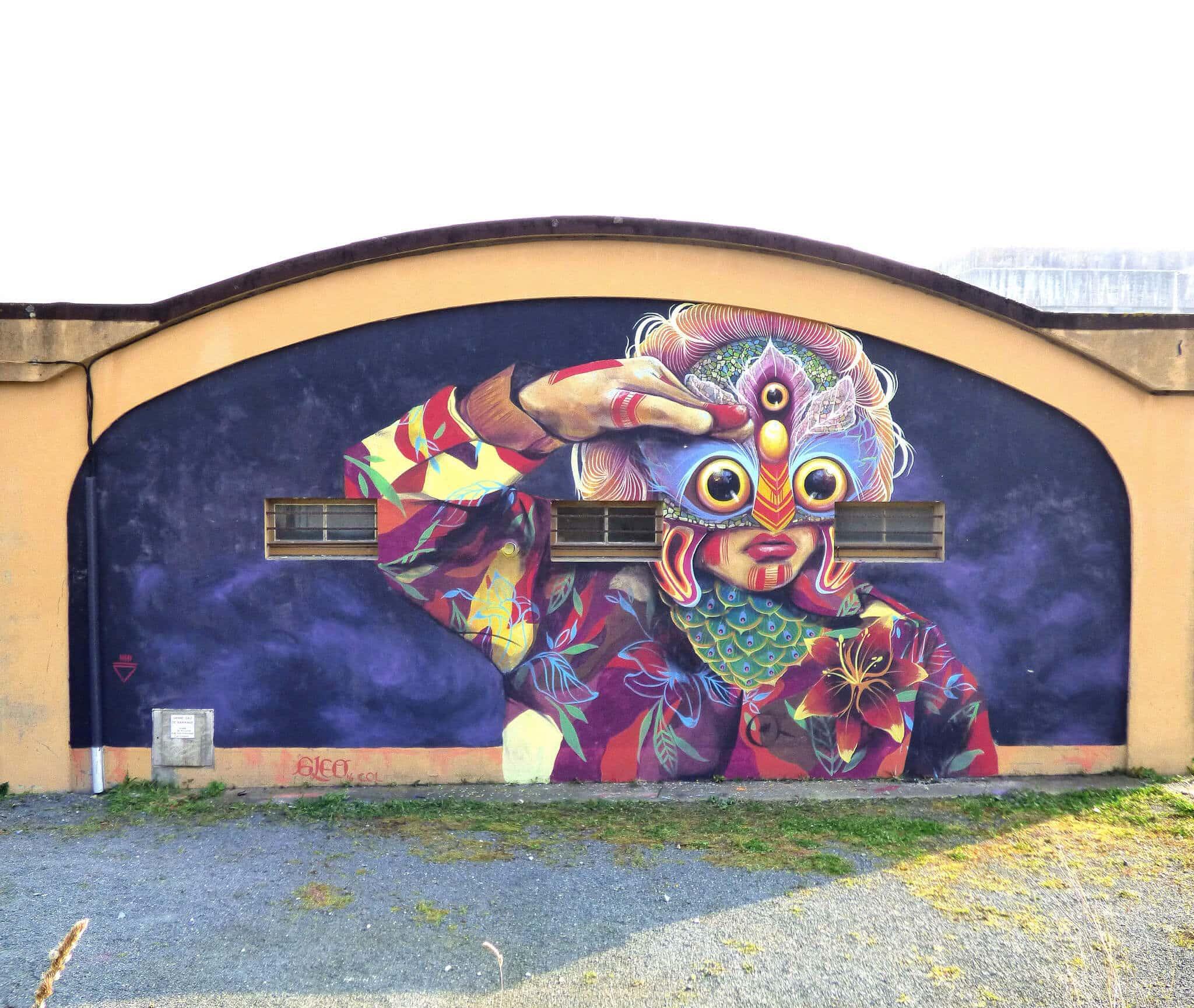 gleo murals fy 3