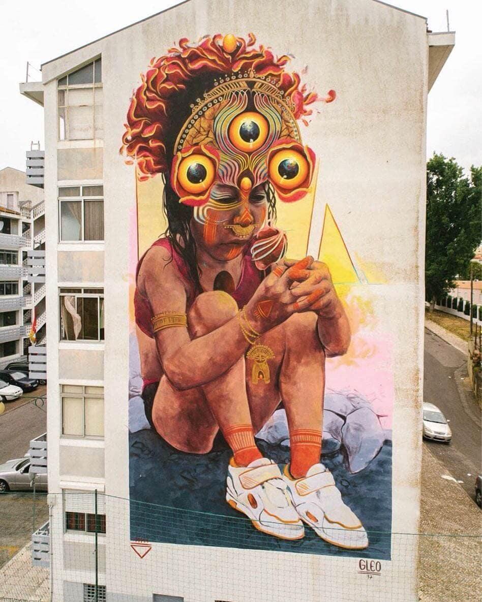gleo murals fy 8