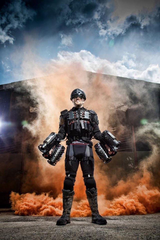 gravity iron man suit fy 2