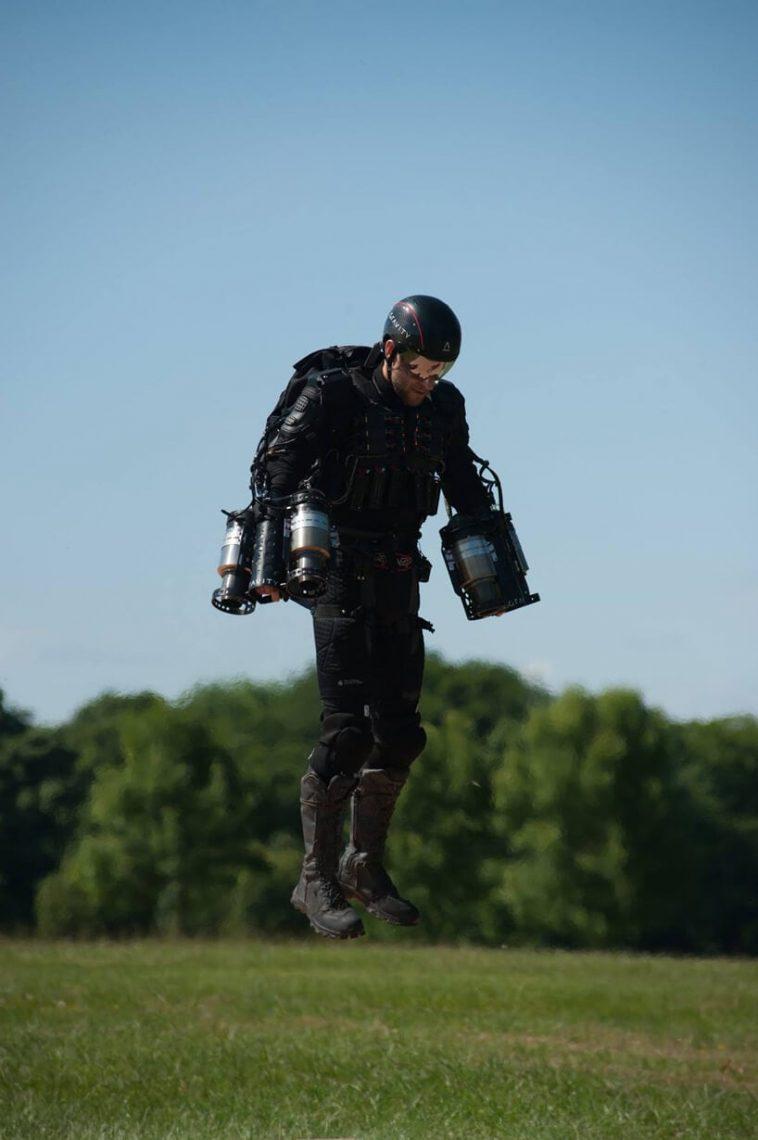 gravity iron man suit fy 3
