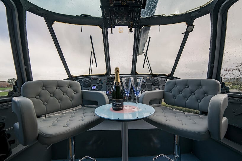 helicopter hotel glamping stirling scotland fy 3