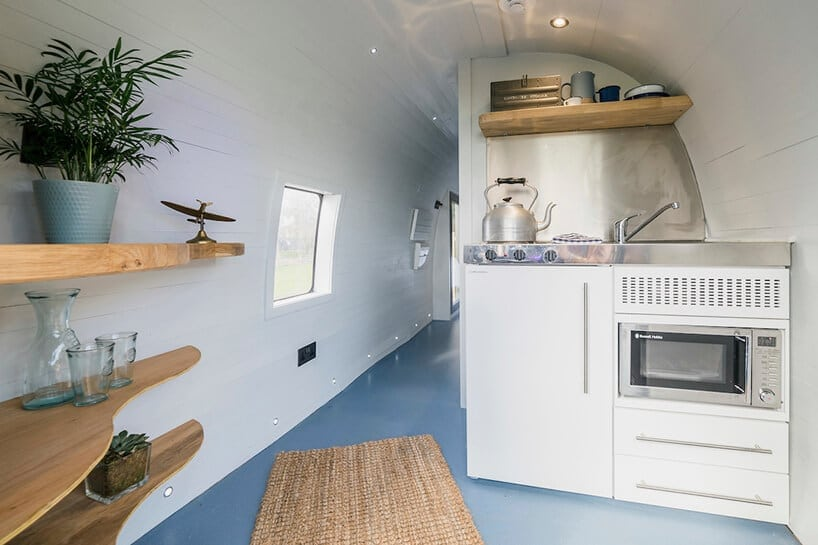 helicopter hotel glamping stirling scotland fy 4