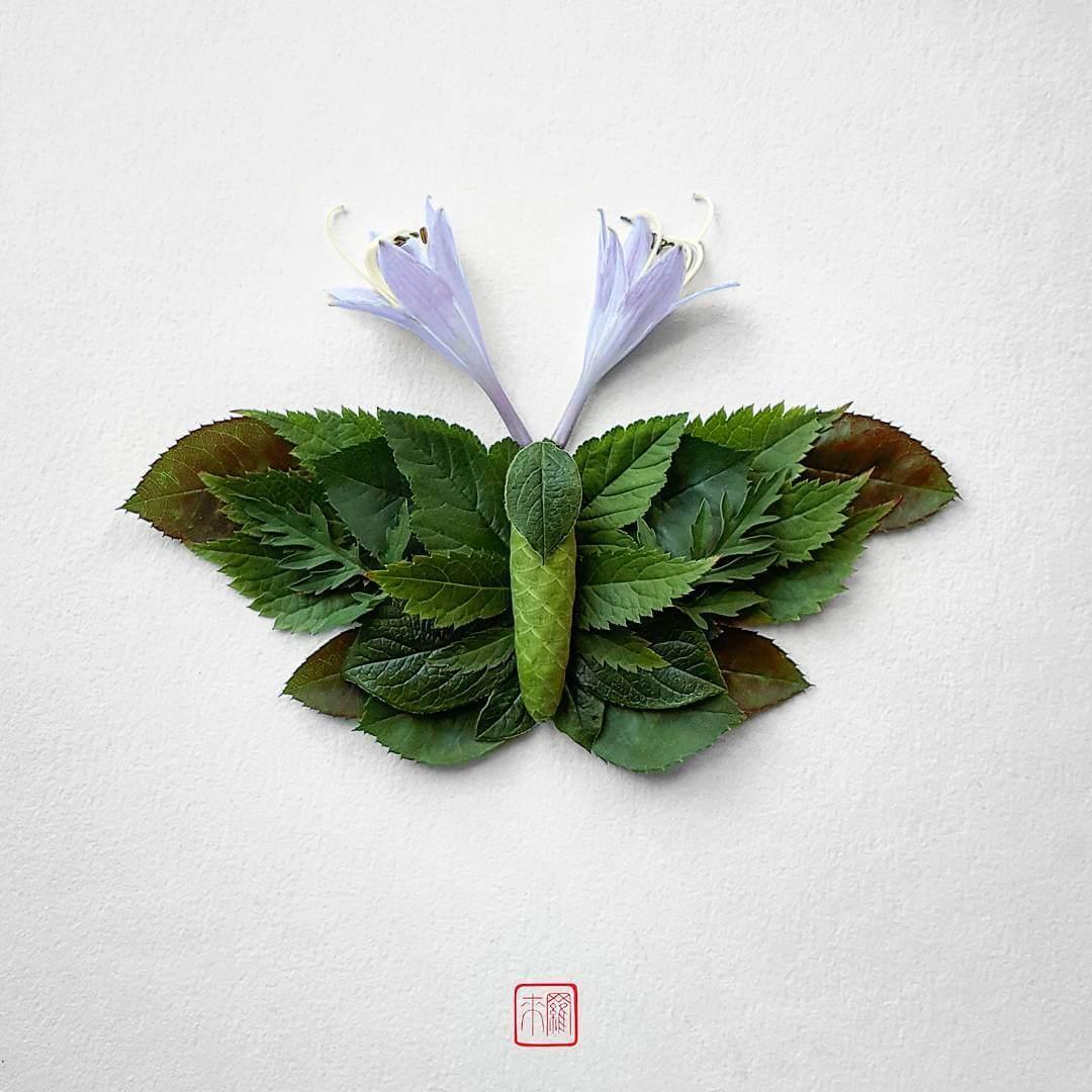insect flower arrangements raku inoue freeyork 6