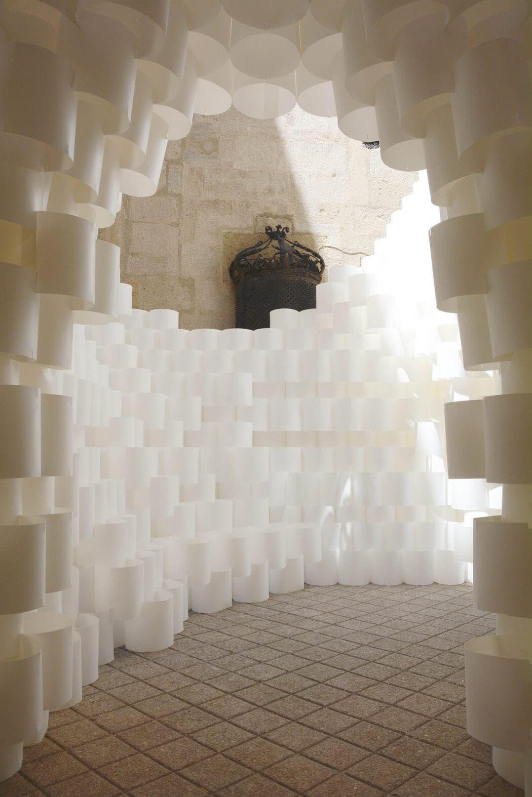 paper cloud installation studio 3a freeyork 2
