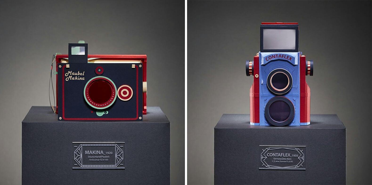 paper vintage film cameras freeyork 1