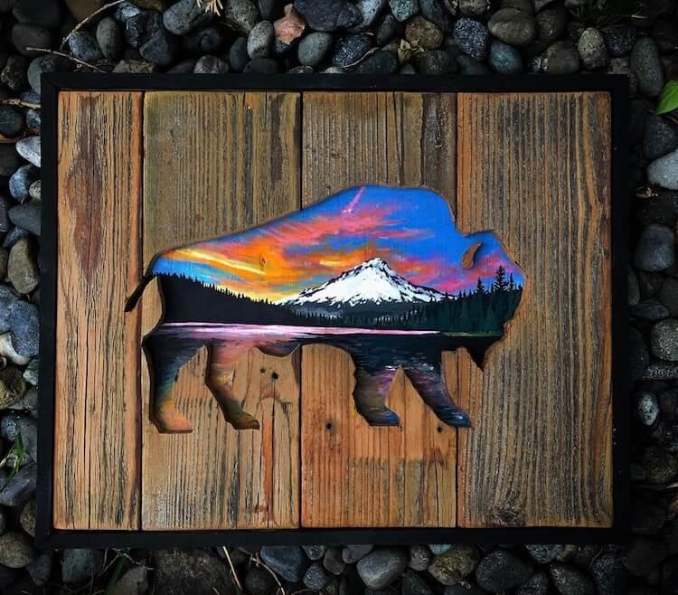 reclaimed wood art woodensense freeyork 11