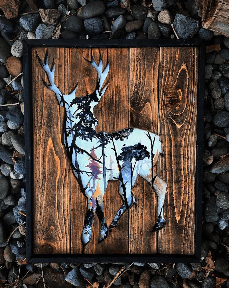 reclaimed wood art woodensense freeyork 14