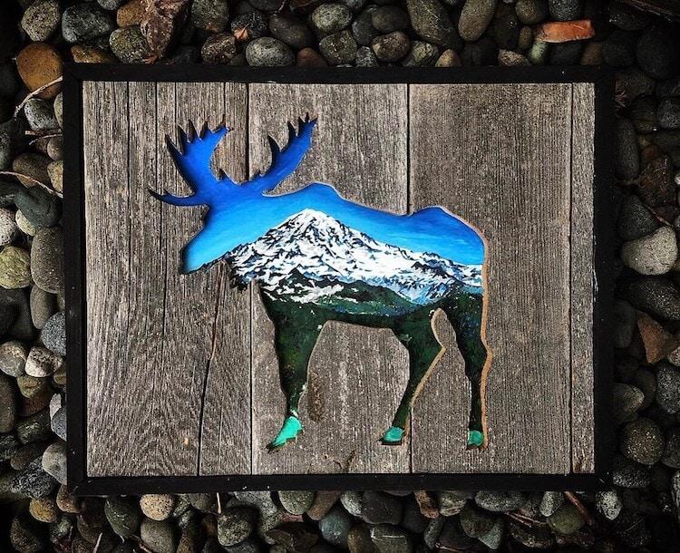 reclaimed wood art woodensense freeyork 15