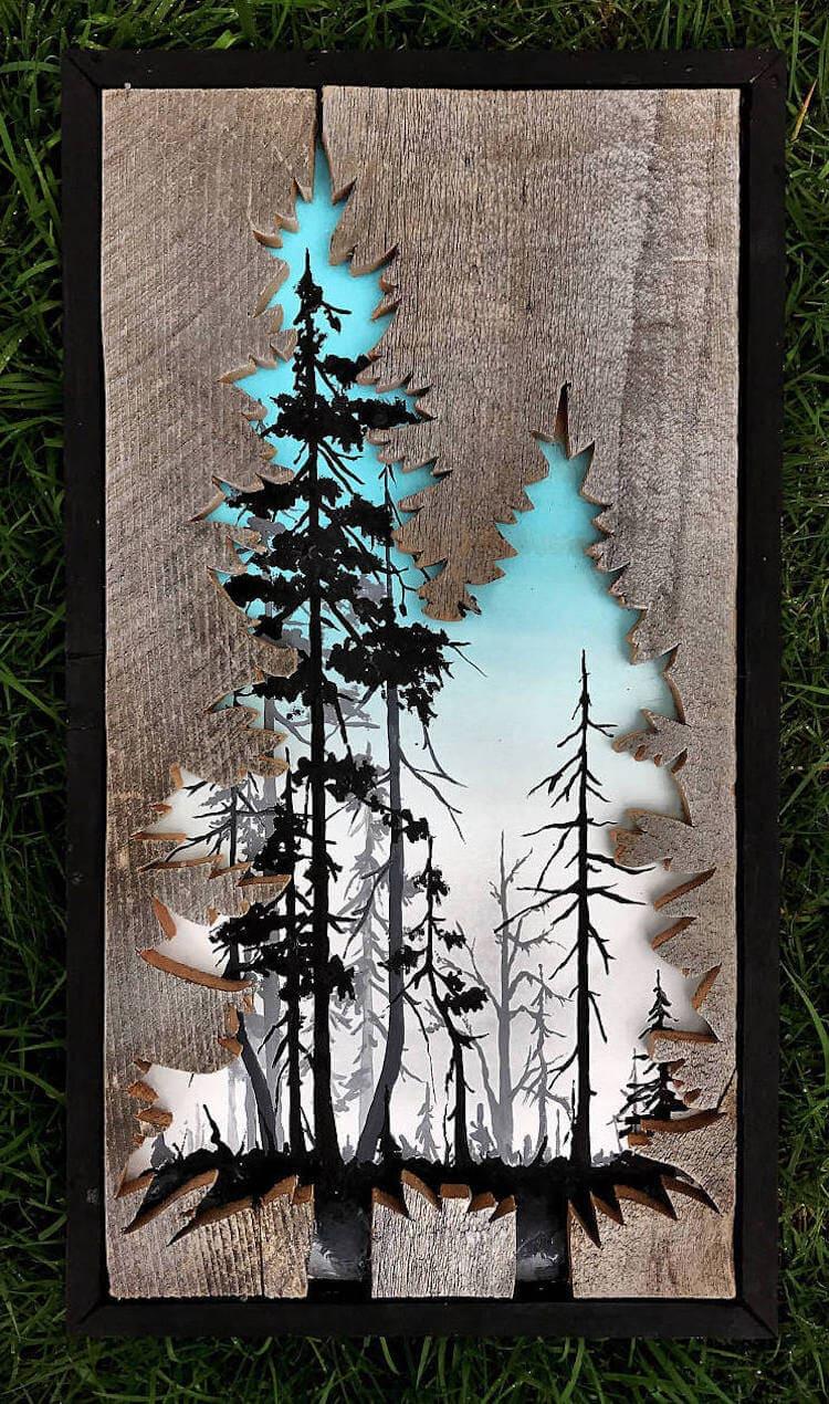 reclaimed wood art woodensense freeyork 17